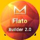 Flato - Responsive Email + MailBuild Online - ThemeForest Item for Sale