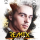 Remix Night Party Flyer Template - GraphicRiver Item for Sale