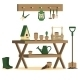 Gardening Tools  - GraphicRiver Item for Sale