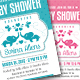 Baby Shower Invitation Vol-II - GraphicRiver Item for Sale