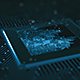 Computer Chip of Network Technology - VideoHive Item for Sale