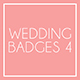 Wedding Badges 4 - GraphicRiver Item for Sale