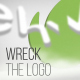 Wreck The Logo 3D - VideoHive Item for Sale