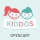 Kiddos Shop - Hand Crafted Kids Store OpenCart Theme - ThemeForest Item for Sale