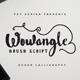 Wowangle Brush Script Font - GraphicRiver Item for Sale