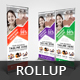 Business Roll Up Banner V31 - GraphicRiver Item for Sale