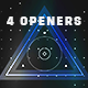 4 High Tech Openers - VideoHive Item for Sale