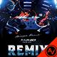 Remix Flyer Template V4 - GraphicRiver Item for Sale