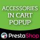 Prestashop Accessories in Cart Popup - CodeCanyon Item for Sale