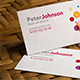 Photo Business Card Design Studio Mockups - GraphicRiver Item for Sale