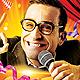 Comedy Show Flyer v.2 - GraphicRiver Item for Sale