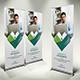 Corporate Rollup Banner V1 - GraphicRiver Item for Sale