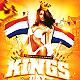 King's Day / KoningsDag v2 Party Flyer Template - GraphicRiver Item for Sale