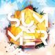Easter & Summer Poster - GraphicRiver Item for Sale