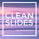 Clean Slides - VideoHive Item for Sale