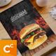 Restaurant Cafe & Bar Menu v3 - GraphicRiver Item for Sale