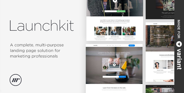 Themeforest | Launchkit Landing Page, Variant Builder Free Download free download Themeforest | Launchkit Landing Page, Variant Builder Free Download nulled Themeforest | Launchkit Landing Page, Variant Builder Free Download