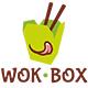 Wok Box Logo Template - GraphicRiver Item for Sale