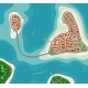 Island Paradise View - GraphicRiver Item for Sale