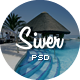 Siver - Luxury Resort PSD Template - ThemeForest Item for Sale