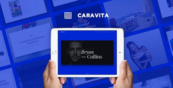 Caravita - Multipurpose HTML5 Template