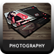 Photography Card - GraphicRiver Item for Sale