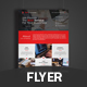 Zast Corporate Flyer - GraphicRiver Item for Sale