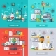 Science Lab, Testing, Analysis, Scientist - GraphicRiver Item for Sale