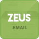 Zeus - Responsive Email Template + Builder 2.0 - ThemeForest Item for Sale