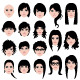 Female Hairstyle - GraphicRiver Item for Sale