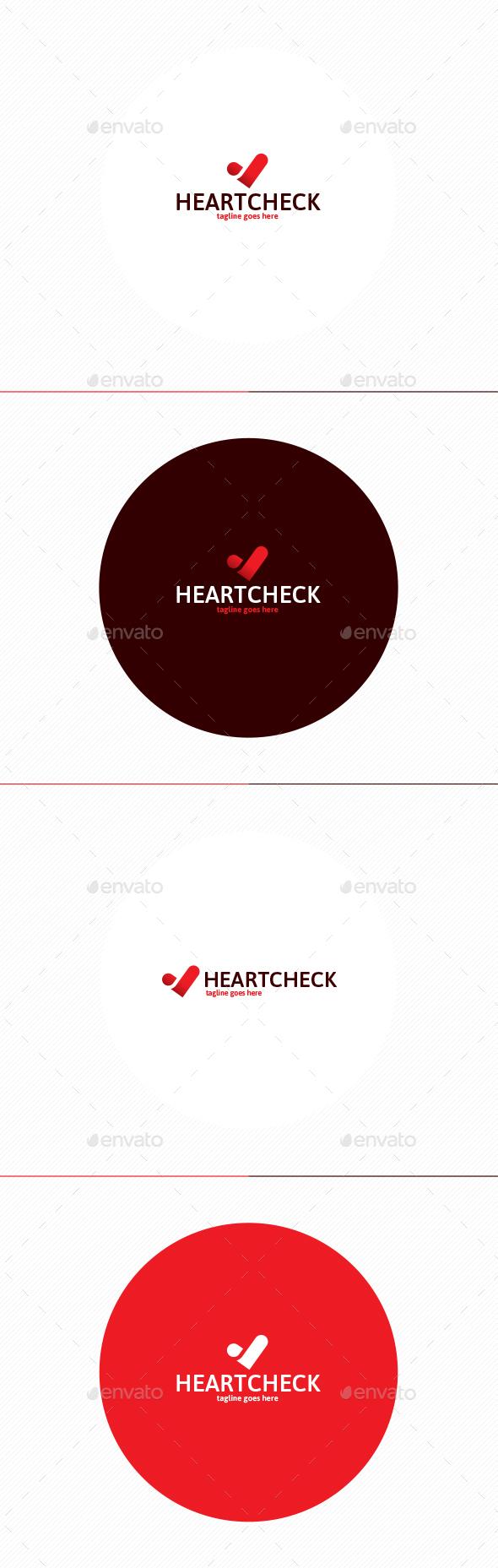 Heart Check Logo