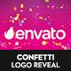 Confetti Logo - VideoHive Item for Sale