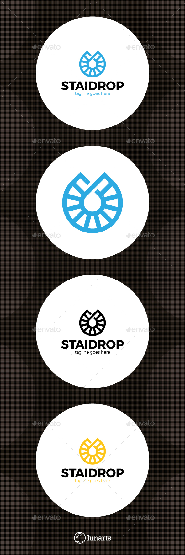 Drop Stairs Logo