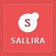 Sallira Multipurpose Startup Business Template - ThemeForest Item for Sale
