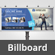 Multipurpose Business Billboard V8 - GraphicRiver Item for Sale