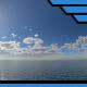 Ocean Blue Clouds 11 - HDRI - 3DOcean Item for Sale