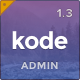 Kode -  Responsive Admin Dashboard Template - ThemeForest Item for Sale