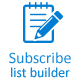 Subscribe - Marketing List Builder Landing Page - ThemeForest Item for Sale