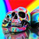 Psycho Skull VJ Loops Pack - VideoHive Item for Sale
