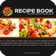 Mandai ~ Recipe Book Presentation Template  - GraphicRiver Item for Sale