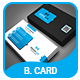 Simple & Clean Business Card - GraphicRiver Item for Sale
