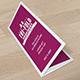 Tri-Fold Leaflet A4 brochure Mockups V.2 - GraphicRiver Item for Sale