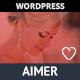 Aimer - Wedding WordPress Theme For Lovers - ThemeForest Item for Sale
