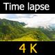 Cloudscape in Rainforest. - VideoHive Item for Sale