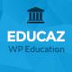 Educaz - WP academic - education theme - ThemeForest Item for Sale