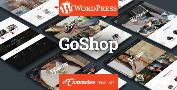 GoShop - Multipurpose Ecommerce WordPress Theme