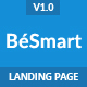 BeSmart - Startup Landing Page Template - ThemeForest Item for Sale