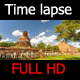Cloudscape at Thai Temple - VideoHive Item for Sale
