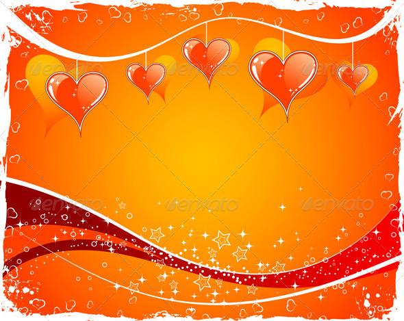 Valentine Background Invitation And Wedding Graphics Designs