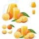 Orange Fresh Set - GraphicRiver Item for Sale
